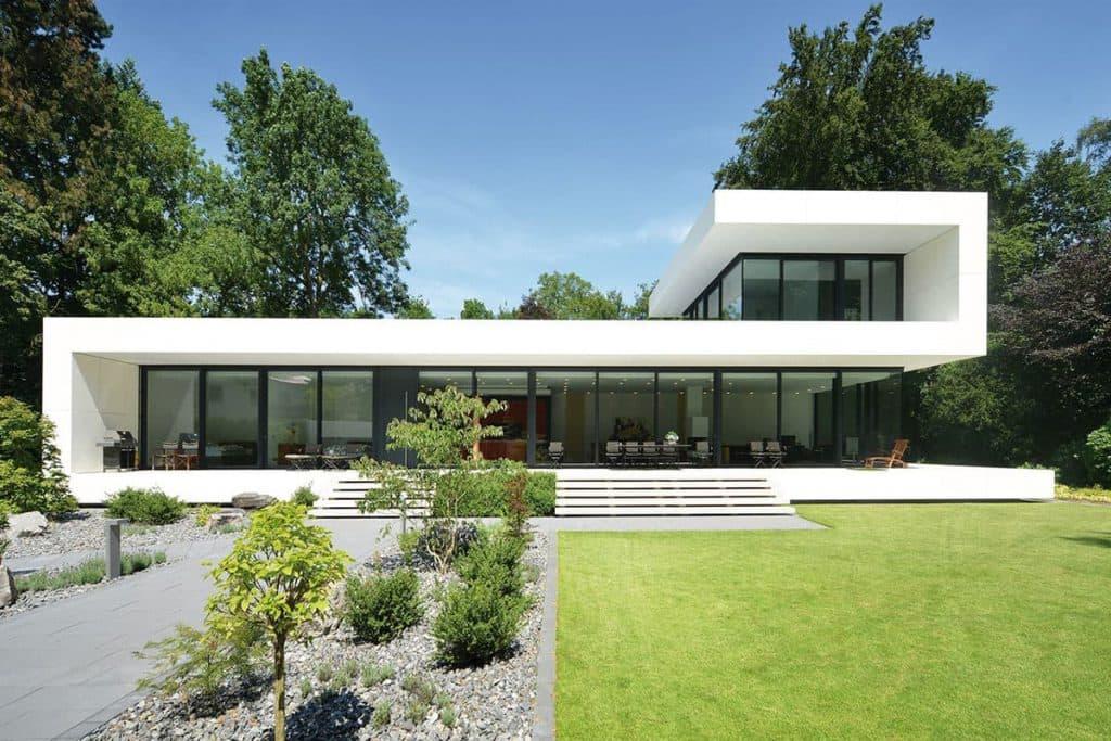 Bespreking op werf met klant en/of architect | Alracon Kinrooi